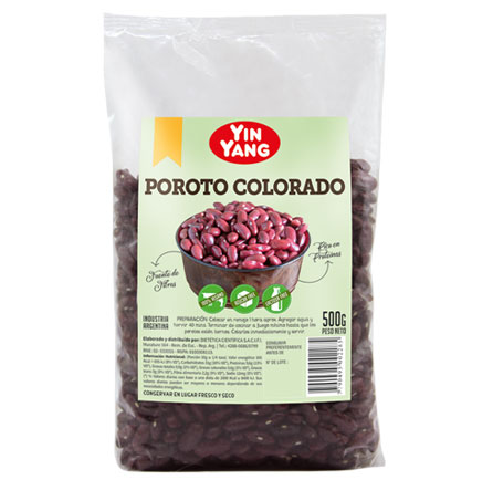 Porotos Colorados