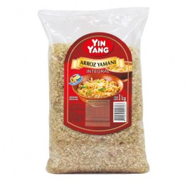 Arroz yamaní integral